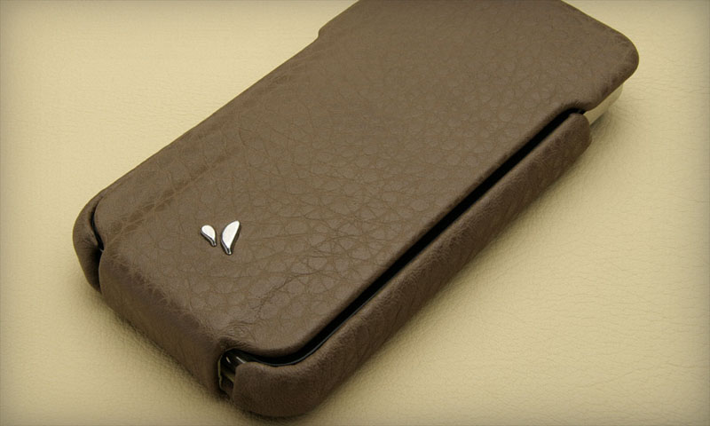 Photos of Vaja Leather iPhone Cases