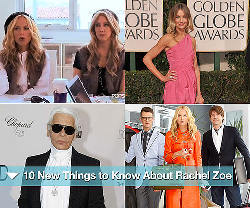 FabSugar Interview With Rachel Zoe