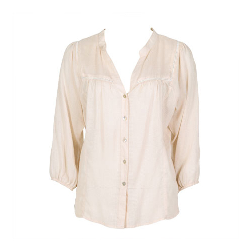 Soft Gingham Smock Top, $69.95 from Bardot