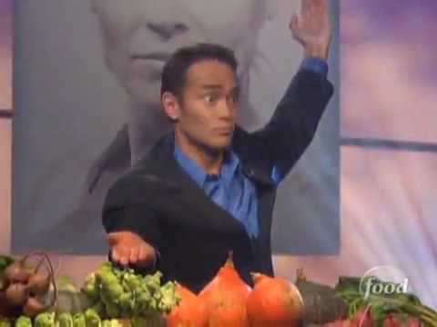 Montage Video of Iron Chef America's Secret Ingredients
