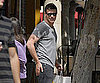 Slide Picture of Cory Monteith Shopping in LA