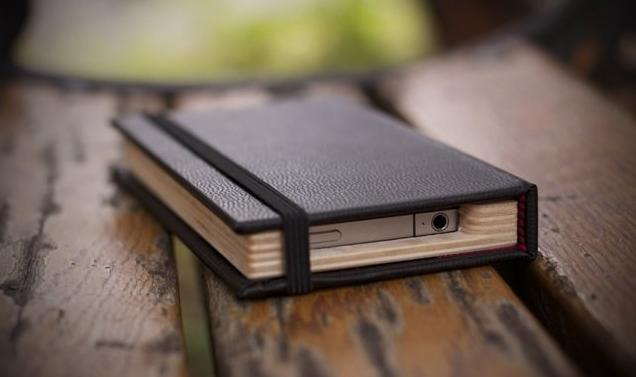 Photos of Little Black Book iPhone Case