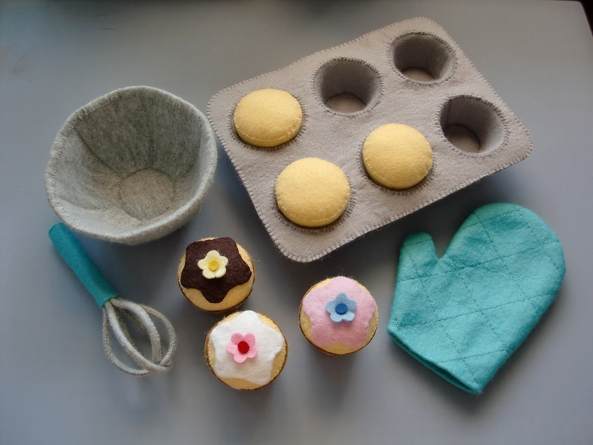 Cupcakes From Scratch