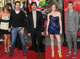 Pictures of Jason Schwartzman, Abigail Breslin, Michael Cera, Adam Scott, Anna Kendrick, Peaches Gedof at Scott Pilgrim Premiere