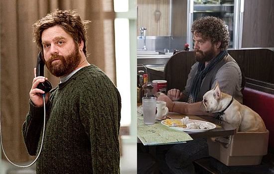 Best Double-Dose: Zach Galifianakis in Two Movie Trailers
