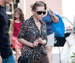 Slide Picture of Ashley Olsen Running Errands in New York