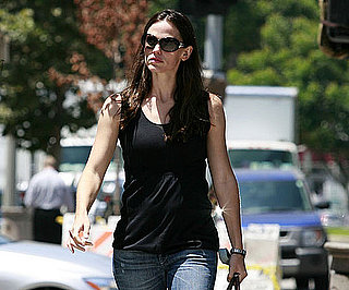 Slide Picture of Jennifer Garner Parking Ticket in LA