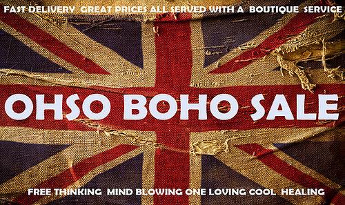 Ohsoboho.com Sale Now on