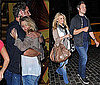Pictures of Jessica Simpson Cuddling With Eric Johnson in NYC