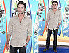Pictures of Chace Crawford at the 2010 Teen Choice Awards 2010-08-08 17:38:50