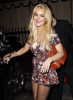 Lindsay Lohan Released From Jail 2010-08-02 06:20:00