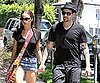 Slide Picture of Nicole Richie and Joel Madden in LA 2010-08-03 04:30:48