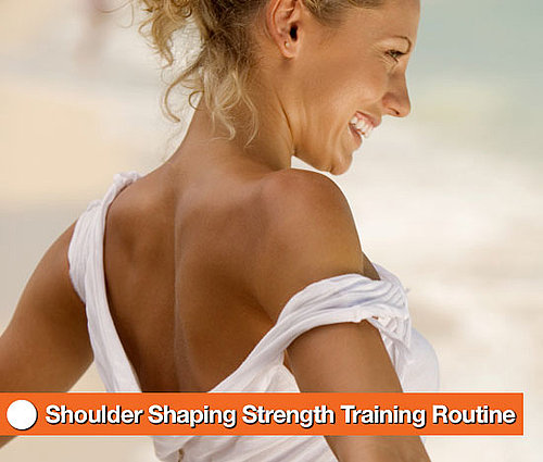 Strength Training Routine For Shoulders