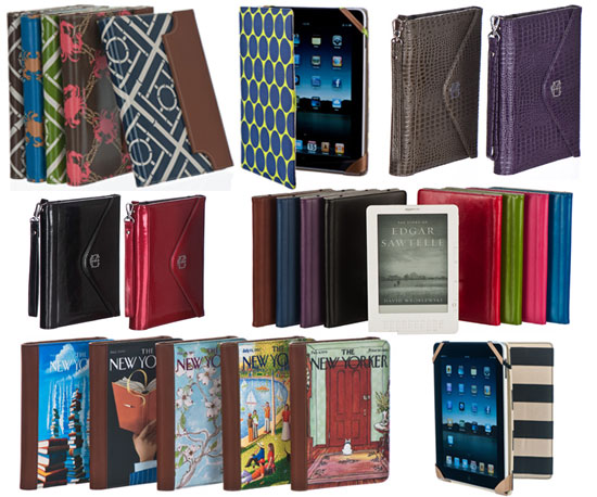Cover It: Cool Cases For Your Ereaders