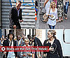 Pictures of George Clooney, Rachel McAdams, Blake Lively, and More On Set
