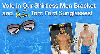 Pictures of Shirtless Celebrity Men in 2010 Shirtless Men Bracket