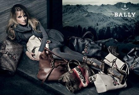 Bally With Anna Maria Jagodzinska