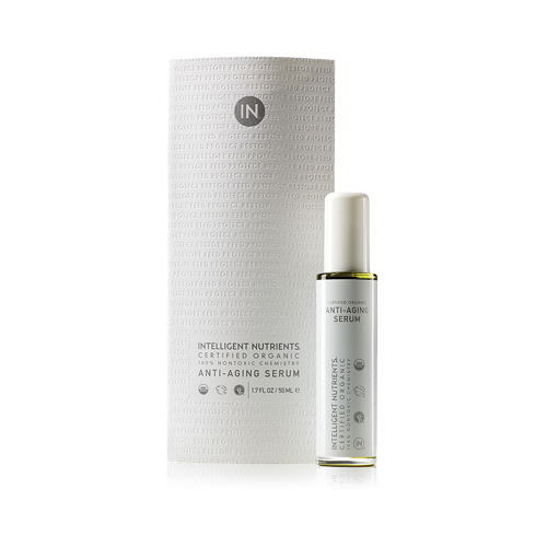 Intelligent Nutrients Certified Organic Anti-Aging Serum (approx $66)