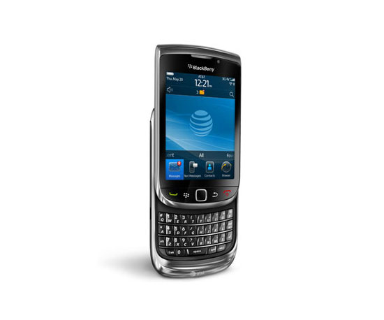 RIM Announces BlackBerry Torch
