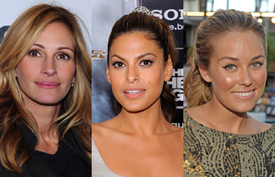 Beauty Byte: Celebrity Beauty Tip Roundup!