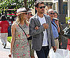 Slide Picture of Joshua Jackson and Diane Kruger at The Grove in LA