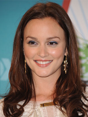 Leighton Meester's Makeup at the 2010 Teen Choice Awards 2010-08-09 16:30:00