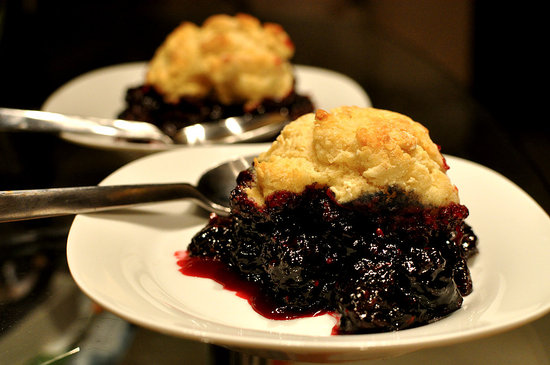Berry Tempting: Blackberry Grunt