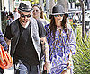 Slide Picture of Nicole Richie and Joel Madden in LA 2010-08-09 10:45:00