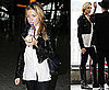 Pictures of Abbey Clancy and James Brown