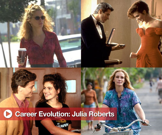 Career Evolution: Julia Roberts