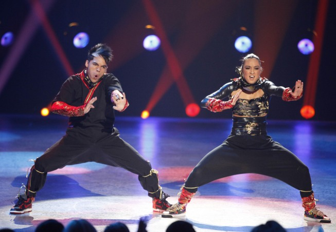 Ashley and Dominic's Hip-Hop