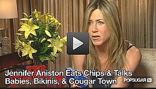Video Interview With Jennifer Aniston About The Switch, Babies, Puppies, and Bikini Bracket 2010-08-10 10:45:00