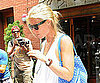 Slide Picture of Gwyneth Paltrow Leaving Lunch in New York