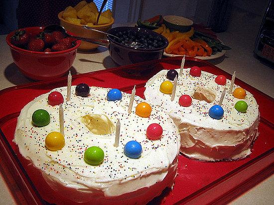 Twice the Cake, Twice the Fun