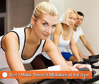 Mistakes You're Making at the Gym