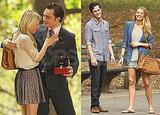Pictures of Gossip Girl Filming