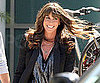 Slide Picture of Alanis Morissette Pregnant in LA