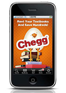 Rent a Textbook With Chegg