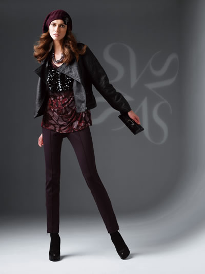 Sneak Peek! Simply Fab, Simply Vera Vera Wang Fall '10