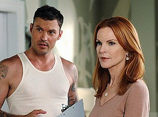 First Photo of Brian Austin Green on Desperate Housewives