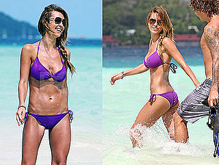 Pictures of Audrina Patridge in a Bikini With Corey Bohan