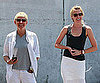 Slide Picture of Ellen DeGeneres and Portia de Rossi in LA