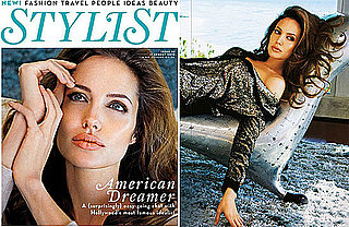 Pictures of Angelina Jolie in Stylist Magazine 2010-08-12 13:00:00