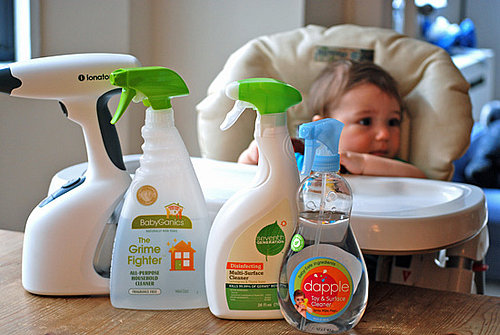 Review of Eco-Friendly Nursery Cleansers