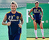 David Beckham Training With LA Galaxy Responding to Fabio Capello&#039;s Comments on His England Career Being Over