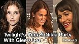 Video of Anna Kendrick and Nikki Reed at the Blackberry Torch Party 2010-08-12 10:32:04