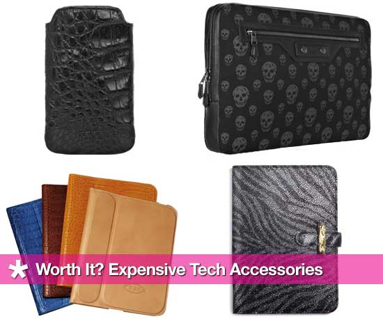 Worth It? Tech Accessories That Cost as Much as the Gadget