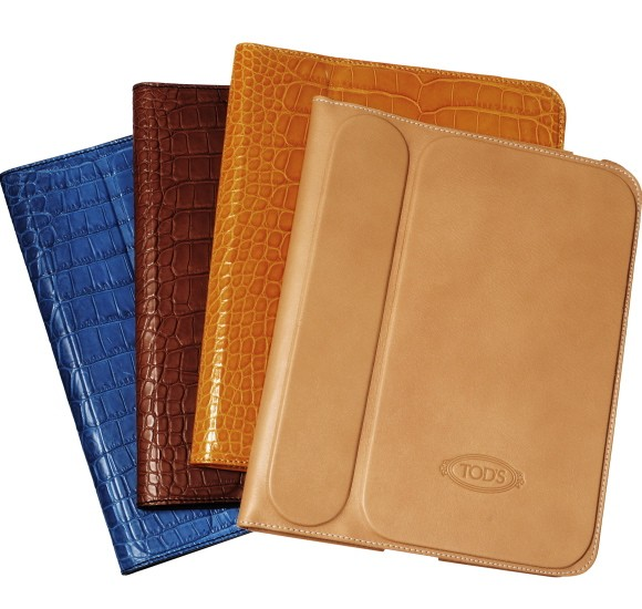 Tod's Alligator iPad Cases
