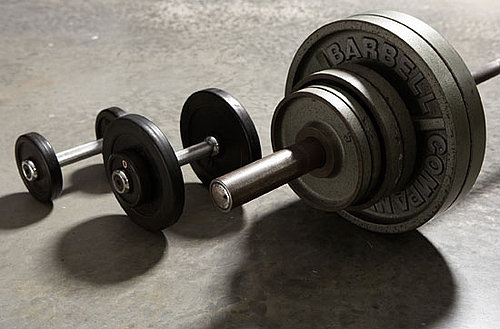 Lighter Weights Create New Muscle If You Do Enough Reps