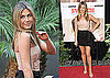 Jennifer Aniston on the Red Carpet Before the LA Premiere of The Switch